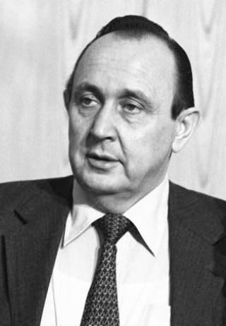 Hans Dietrich Genscher, 1978 (cc - Bundesarchiv)