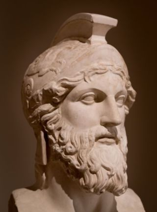 De Atheense generaal Miltiades - cc