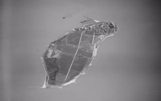 Urk als eiland (NIMH)
