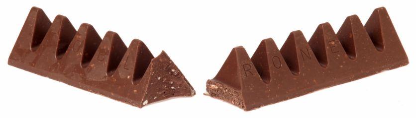 Een reep Toblerone (wiki)