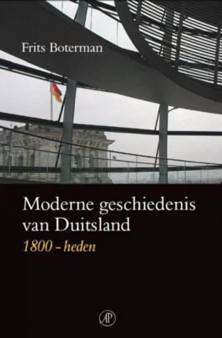 Frits Boterman's 'Moderne geschiedenis van Duitsland'