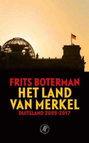 Het land van Merkel - Frits Boterman