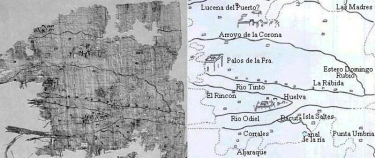 Mapa de Artemidoro