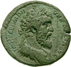 Munt met beeltenis van Didius Julianus