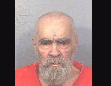 Charles Manson in 2017