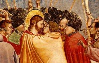 De Judaskus volgens Giotto, ca. 1304