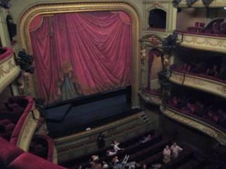 Interieur van het Koninklijk Parktheater in Brussel (wiki)