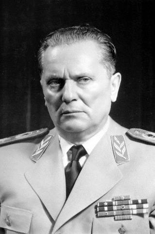 Josip Tito in 1961