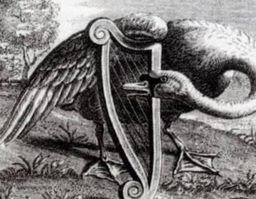 De zwangenzang - Gravure door Reinier van Persijn