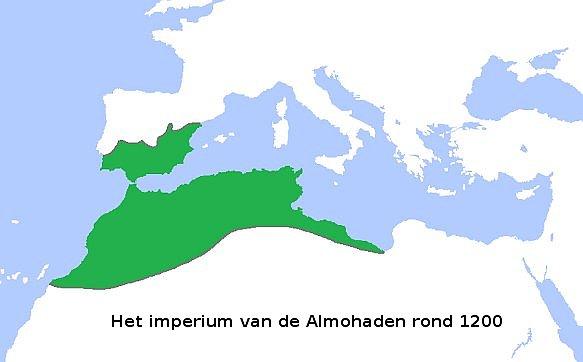 Het imperium van de Almohaden (wiki)