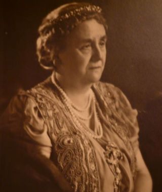 Wilhelmina in 1948 (cc - Stadsarchief Amsterdam)