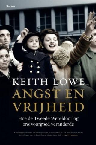 Angst en vrijheid - Keith Lowe  (€27.50)