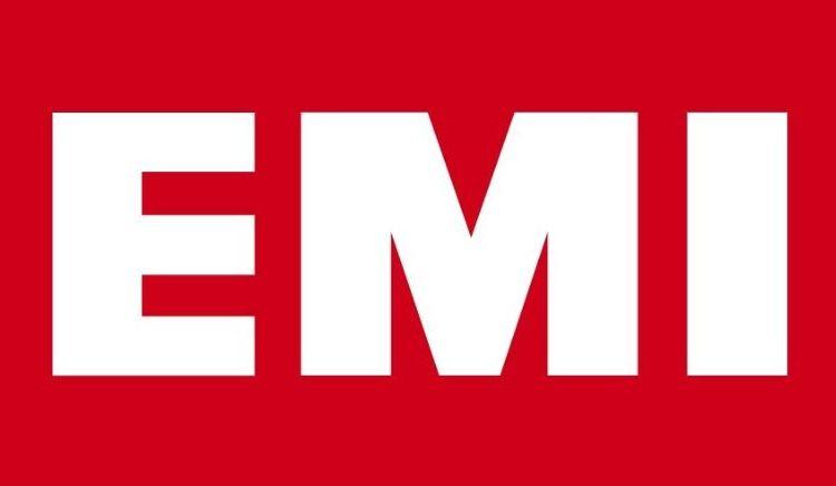 Logo van EMI