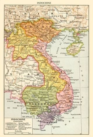 Frans-Indochina in 1930 (wiki)