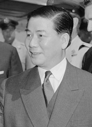 Ngô Đình Diệm (Department of Defense - Nationaal Archief - wiki)
