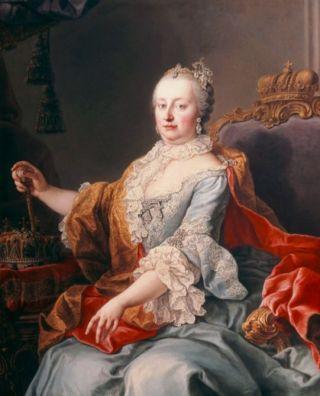 Maria Theresia van Habsburg