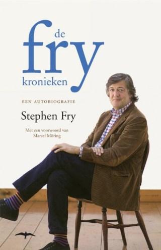 De Stephen Fry Kronieken Een autobiografie
