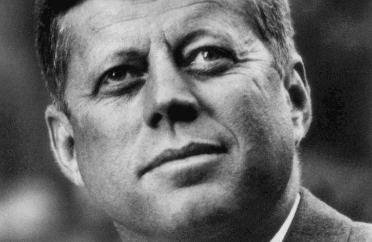 John F. Kennedy (1917-1963) - Amerikaanse president