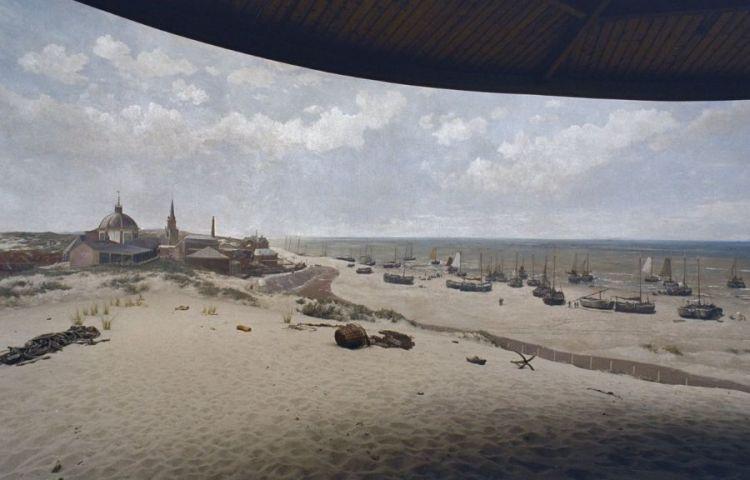 Panorama Mesdag (cc - Rijksdienst voor het Cultureel Erfgoed)