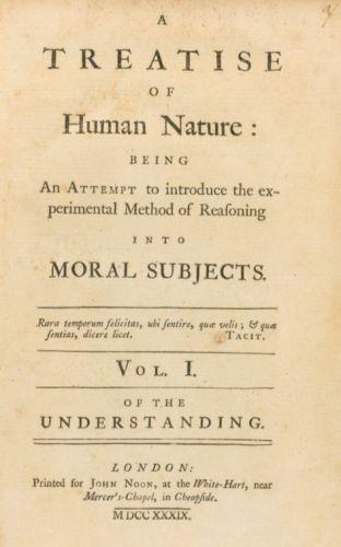 A Treatise of Human Nature - David Hume