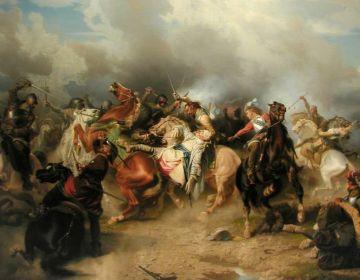 Dertigjarige Oorlog - Gustaaf II Adolf overwint Wallenstein bij Lützen, maar sneuvelt