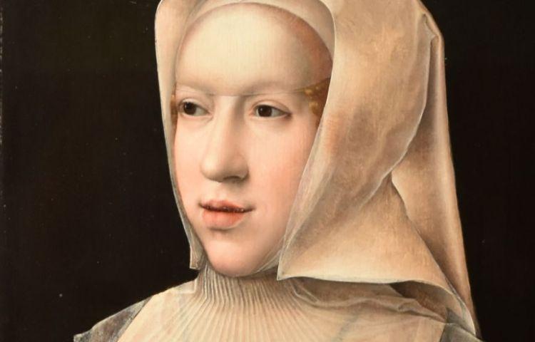 Margaretha van Oostenrijk (1480-1530) - Bernard van Orley