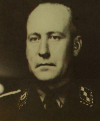 Max Koegel, commandant van Ravensbrück