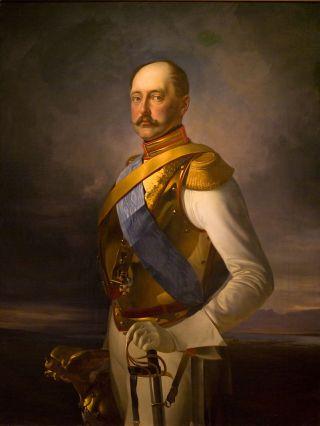 Tsaar Nicolaas I