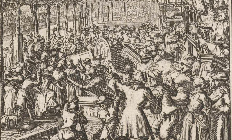 Aansprekersoproer (31 januari-1 februari 1696)