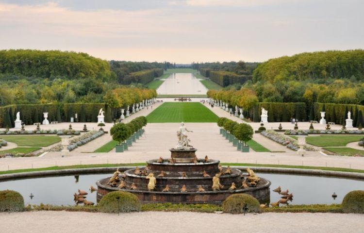 Ancien régime - Tuin van Versailles (cc - Paolo Costa Baldi)