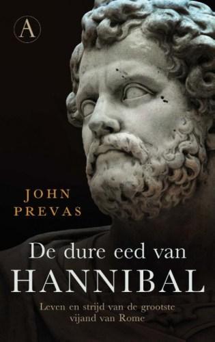 De dure eed van Hannibal - John Prevas