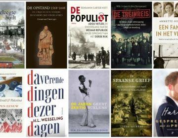 Nieuwe geschiedenisboeken week 19