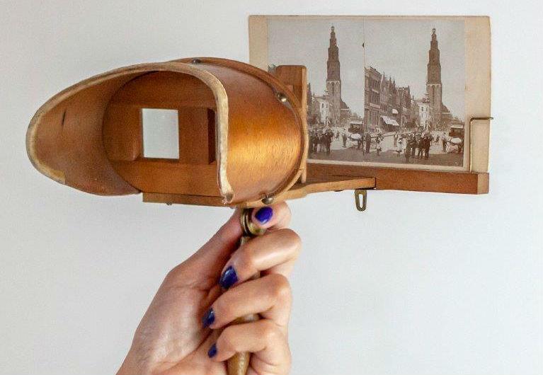 Stereofotografie – Een optische illusie