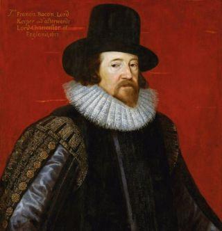 Francis Bacon (1617), portret door Frans Pourbus