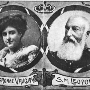 De bastaardzonen van koning Leopold II