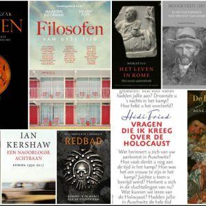 Nieuwe geschiedenisboeken (week 33/34) - 2018