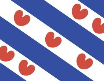 Volkslied van Friesland - 'De Alde Friezen' (Vlag van Friesland)