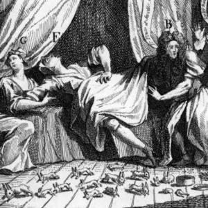 Mary Toft (1703-1763)- De Engelse huisvrouw die een varken en konijnen baarde