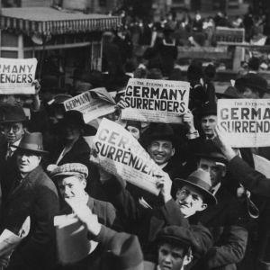De gewelddadige laatste dag van de Eerste Wereldoorlog