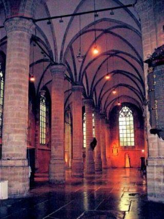 Pieterskerk in Leiden (CC BY-SA 2.5 nl - Crownsteler - wiki)