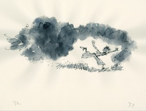 'Billy and the Minpins' van Roald Dahl  © Quentin Blake, 2017