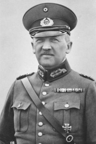 Kurt von Schleicher (CC BY-SA 3.0 de - Bundesarchiv)