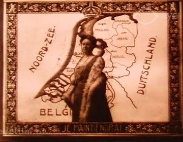 Still uit de 'Nederlandsche Leger- en Vlootfilm'