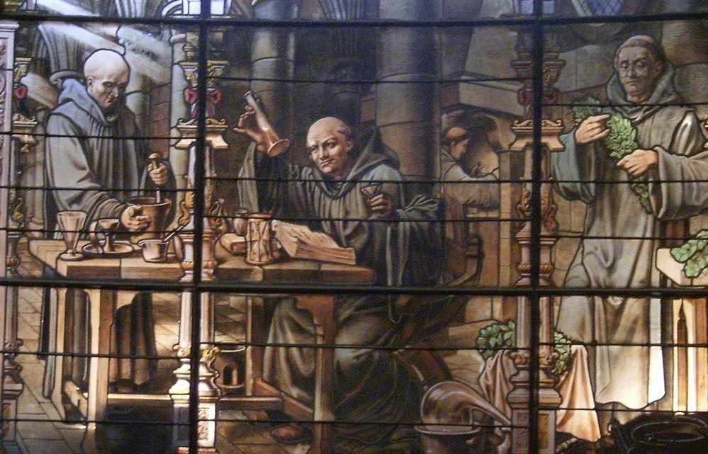 Bernardo Vincelli en de Bénédictine