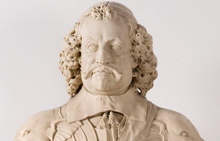 Veelbesproken buste van Johan Maurits (Foto: Mauritshuis)