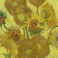 Ook Van Gogh zelf was onder de indruk van zijn 'Zonnebloemen'