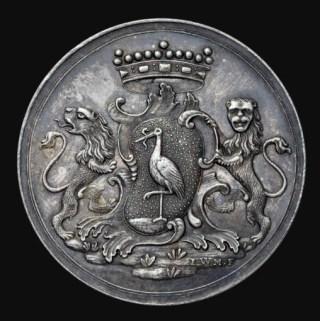Penning van Vroedschap van Den Haag (CC0 - Rijksmuseum - wiki)
