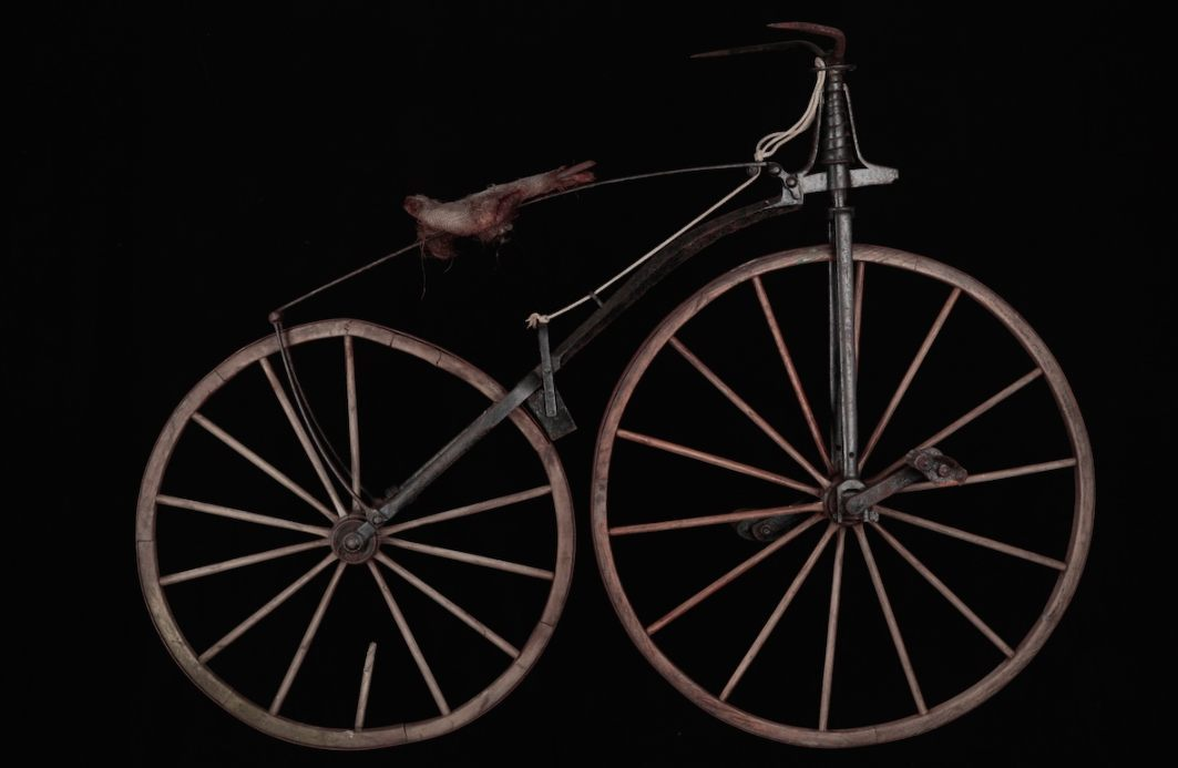 Allereerste Belgische wielerwedstrijd werd in 1868 verreden