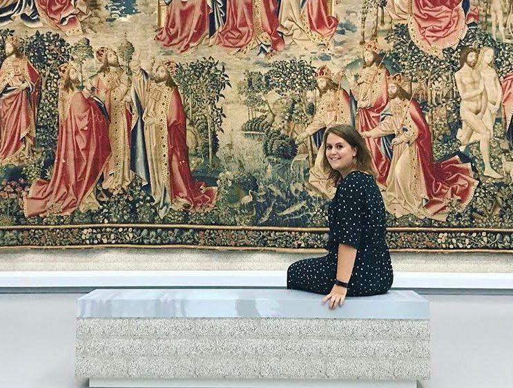 Marit Berends is Jong Historicus van het Jaar 2019