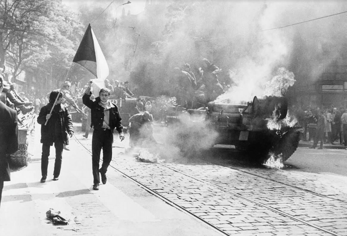 De CPN en de Praagse Lente (1968)